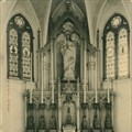 4. Capella. Altar major